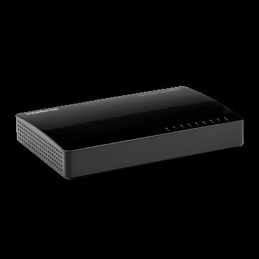 Switch 8 Portas Gigabit Ethernet SG 800 Q+ Intelbras