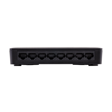 Switch 8 portas VLAN Fixa PoE Passivo SF 800 VLAN ULTRA Intelbras