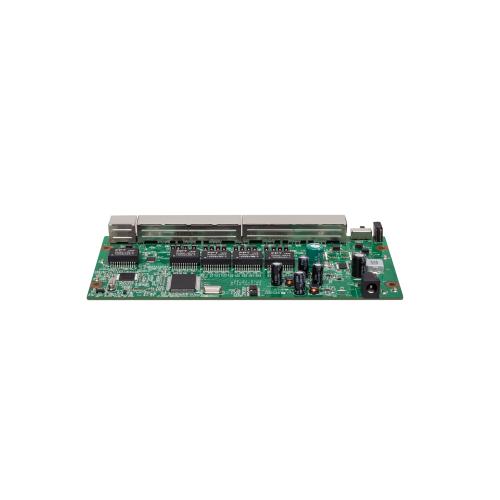 Switch 08 Portas Fast + 01 Porta Uplink Giga PoE Passivo Reverso SF 910 PAC Intelbras