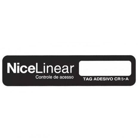 Tag Etiqueta Adesivo Veicular Sistema Sem Parar CR Linear HCS - Nice