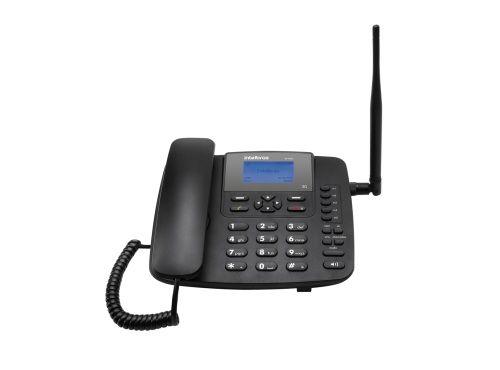 Telefone Celular Fixo 1 Chip com Antena CFA 6041 Intelbras