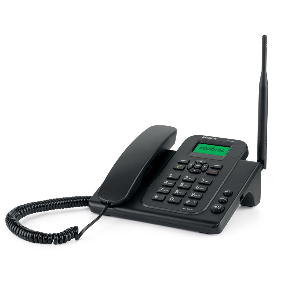 Telefone Celular Fixo 4G Com Wi-Fi CFW 9041 Intelbras