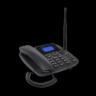 Telefone Celular Fixo Desbloqueado 1 Chip Intelbras CF 4201