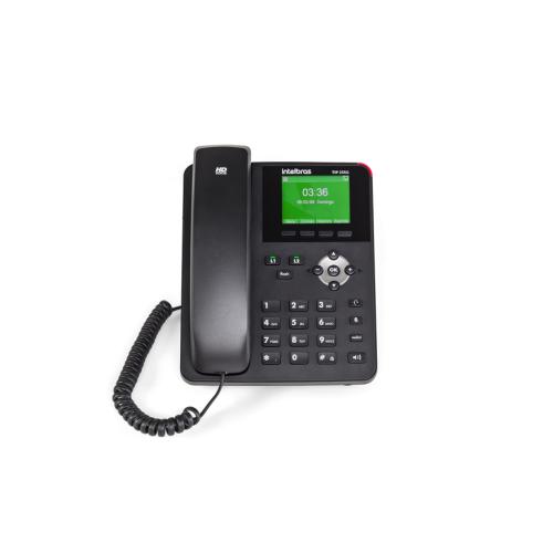 Telefone IP Terminal Inteligente HD Voice TIP 235 G Intelbras