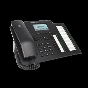 Telefone Ip Voip Com Display Gráfico Tip 425 Intelbras