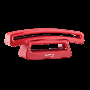 Telefone Sem Fio ID de Chamadas Viva-voz TS 8520 Intelbras