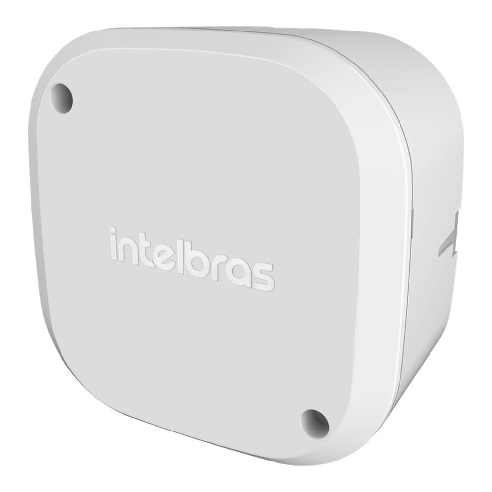 Caixa de Passagem Plástica Câmeras Bullet/Dome Interno VBOX 1100 Intelbras
