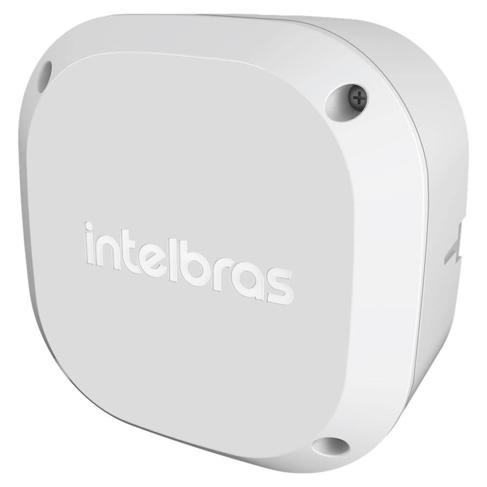 Caixa de Passagem Plástica Câmeras Bullet/Dome Externo VBOX 1100 E Intelbras