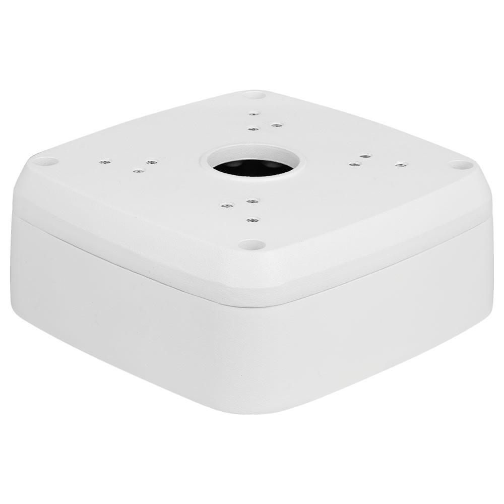 Caixa de Passagem Alumínio para Câmeras Bullet/Dome Uso Externo VBOX 5100 E Intelbras