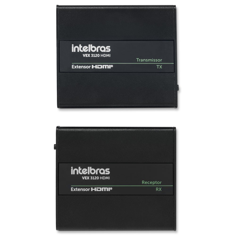 Extensor HDMI Full HD VEX 3120 HDMI Intelbras