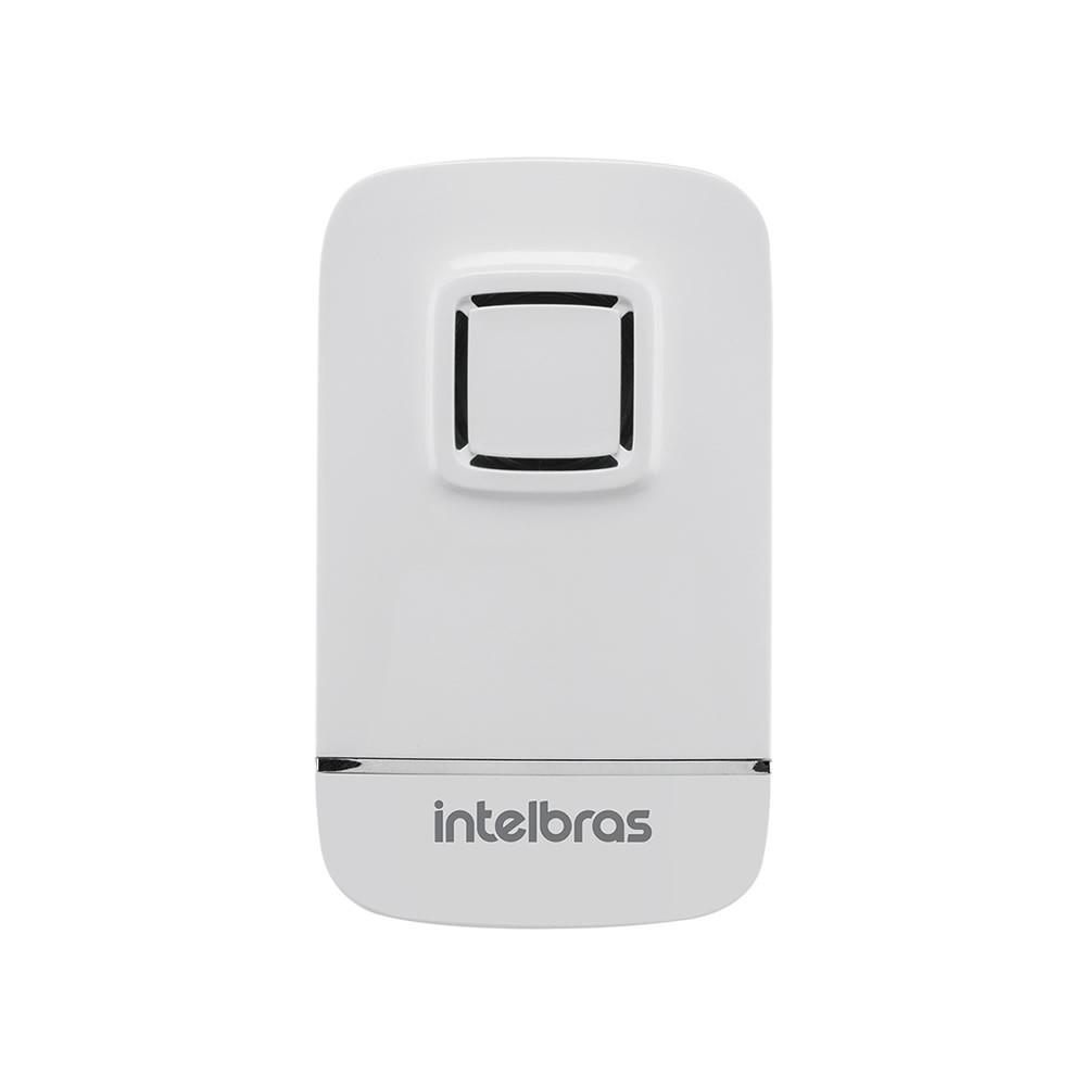 Videoporteiro Wi-Fi Atendimento Via Aplicativo Allo W3 + Campainha Sem Fio CIK 200 Intelbras