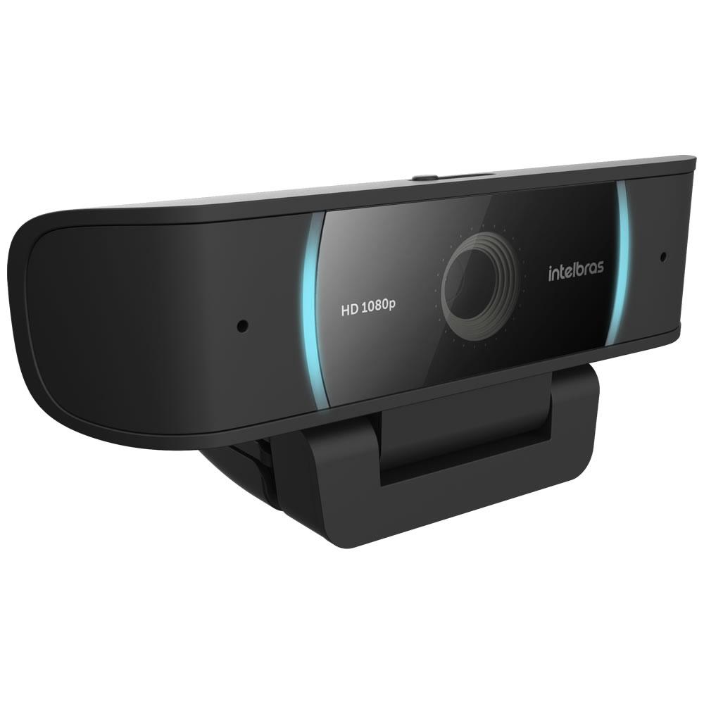 Vídeo Conferência Webcam Full HD CAM 1080p Intelbras