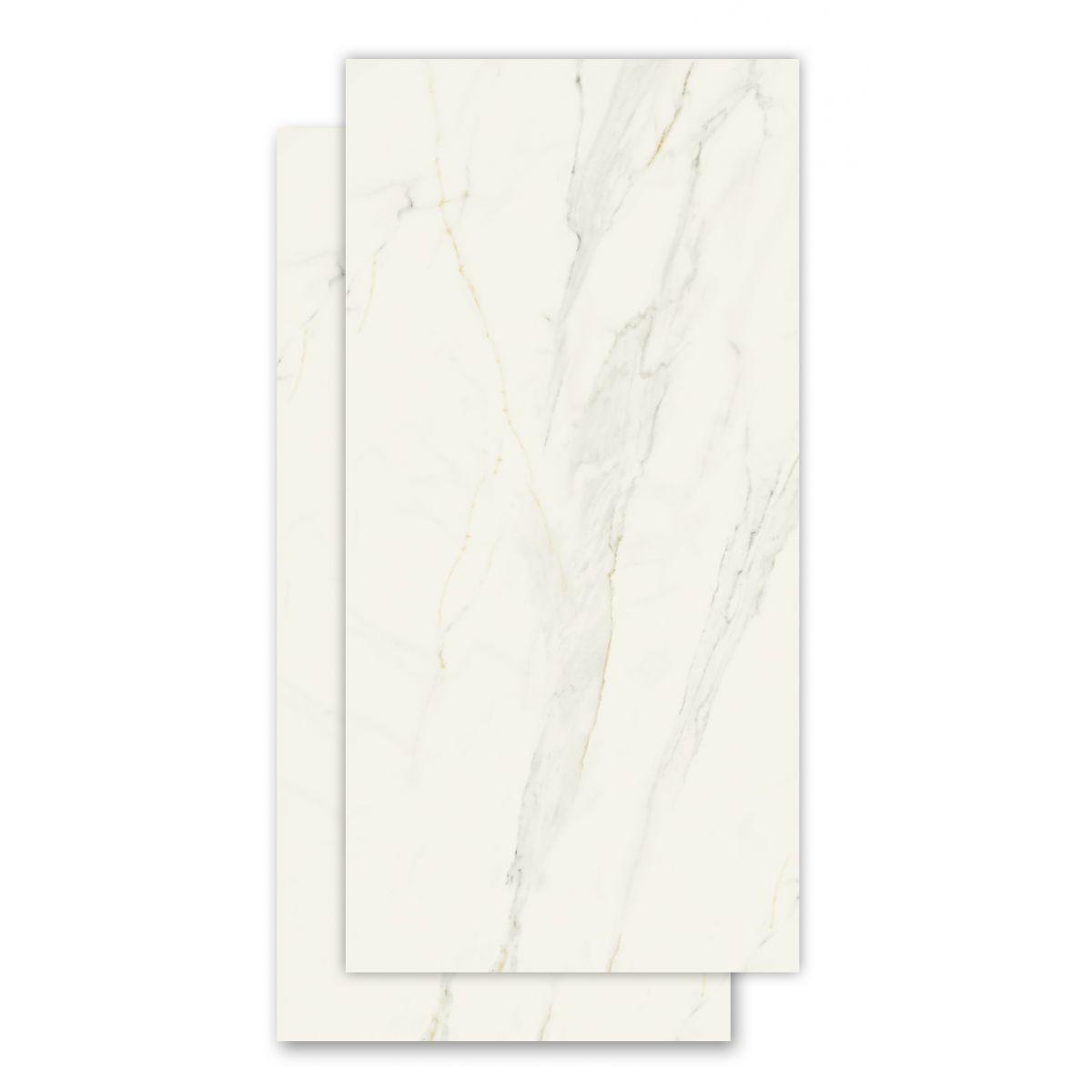 Marmo Calacata Bianco 53x106