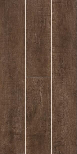 Wood Marrom 15x90