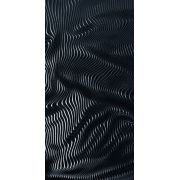Waves Black 30x60