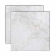 Onix Bianco Lux 90x90cm<br><b>R$ 108,00 M²</b><br> Cx 2,40 M²  <b>➔ R$ 259,20</b>