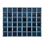 Pastilha Azul Maranhao 5x5 cm <br /><b>R$ 118,00 M² </b><br />Cx 1,08 M² <b> R$ 127,44</b>