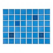 Pastilha Azul Paqueta 5x5 cm <br /><b>R$ 118,00 M² </b><br />Cx 1,08 M² <b> R$ 127,44</b>