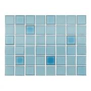 Pastilha Azul Vera Cruz 5x5 cm <br /><b>R$ 118,00 M² </b><br />Cx 1,08 M² <b> R$ 127,44</b>