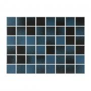 Pastilha Azul Villarica 5x5 cm <br /><b>R$ 143,00 M² </b><br />Cx 1,08 M² <b> R$ 154,44</b>
