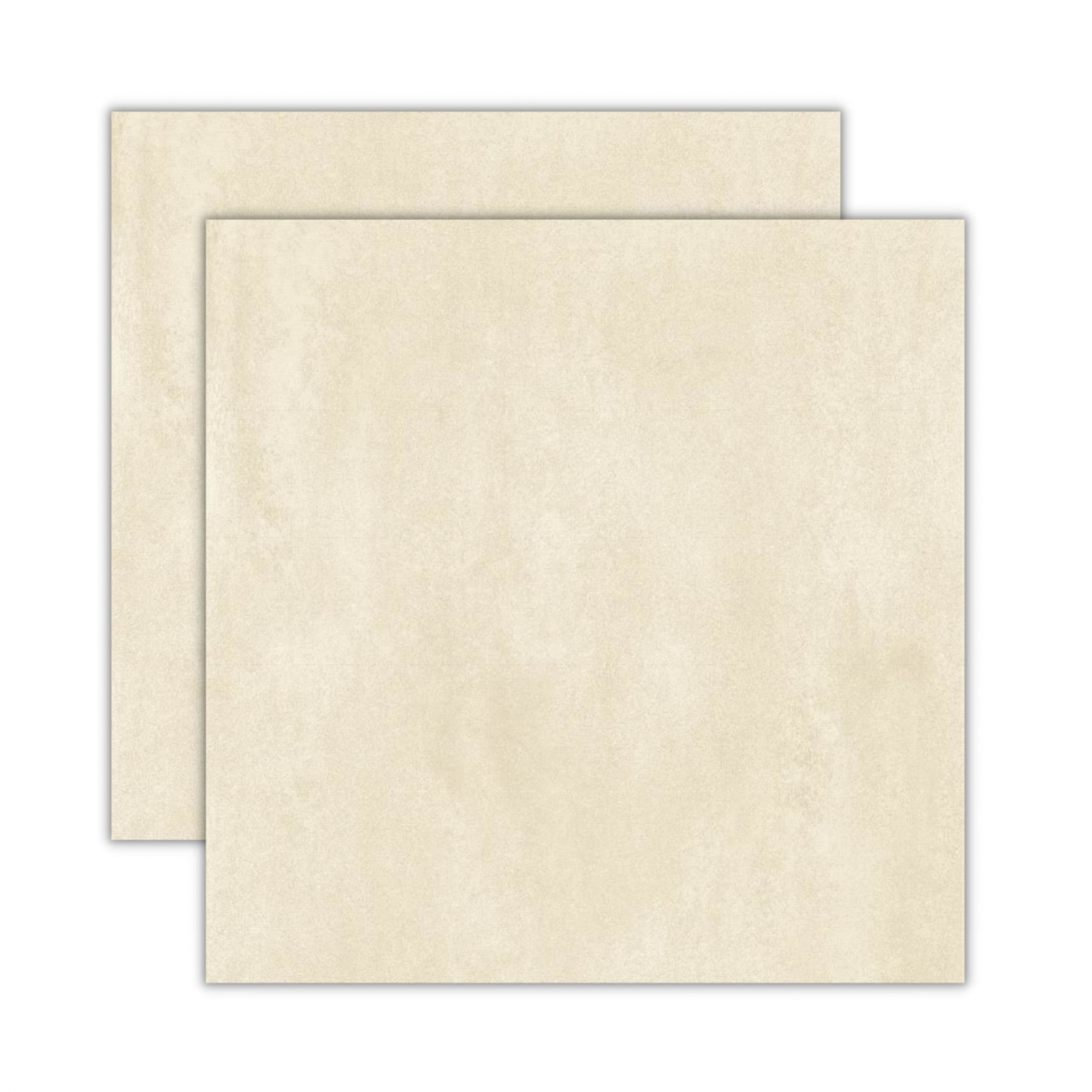 Cemento Avorio 60x60cm<br /><b>R$ 49,80 M² </b><br />Cx  2,15 M²  <b> R$ 107,07</b>