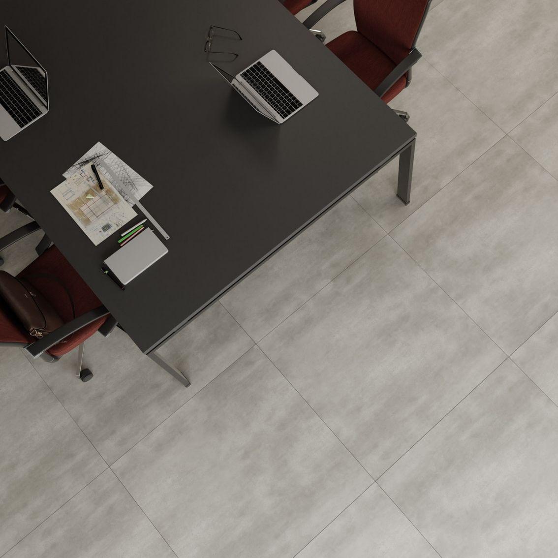 Citta Cemento Grigio 91,4x91,4 cm <br /><b>R$ 169,90 M² </b><br />Cx 4,18 M² <b> R$ 710,18</b>