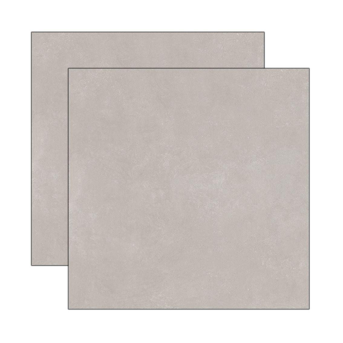 Concrete Grafite 60x60 cm <br /><b>R$ 35,90 M² </b><br />Cx 2,50 M² <b> R$ 89,75</b>