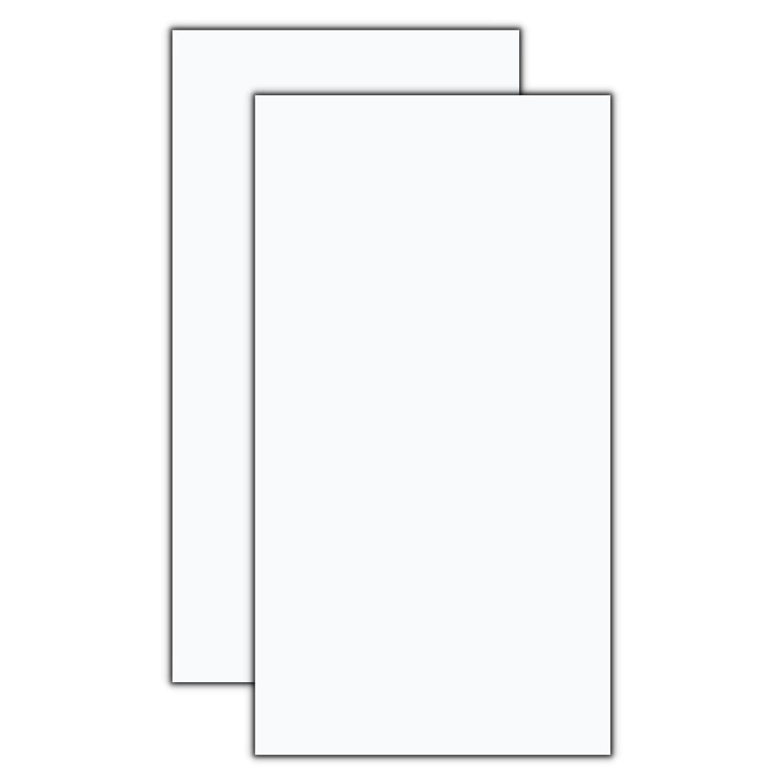 Evidence Bianco Brilhante 35x70 cm <br /><b>R$ 64,90 M² </b><br />Cx 1,96 M² <b> R$ 127,20</b>