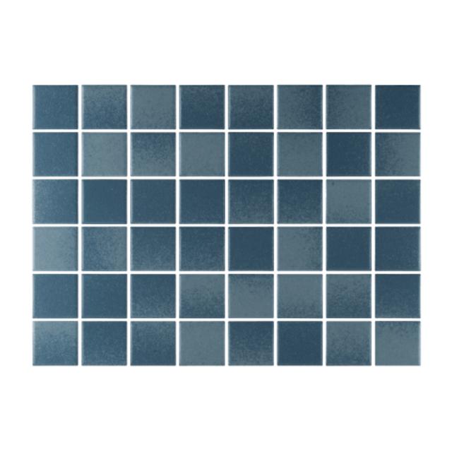 Pastilha Azul Vesuvio 5x5 cm <br /><b>R$ 143,00 M² </b><br />Cx 1,08 M² <b> R$ 154,44</b>