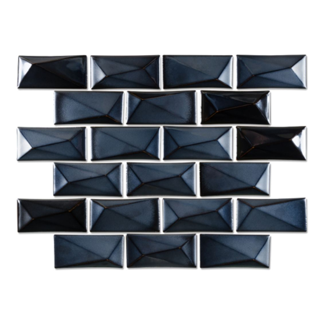 Pastilha Netuno 5x10 cm <br /><b>R$ 153,90 M² </b><br />Cx 0,63 M² <b> R$ 96,96</b>