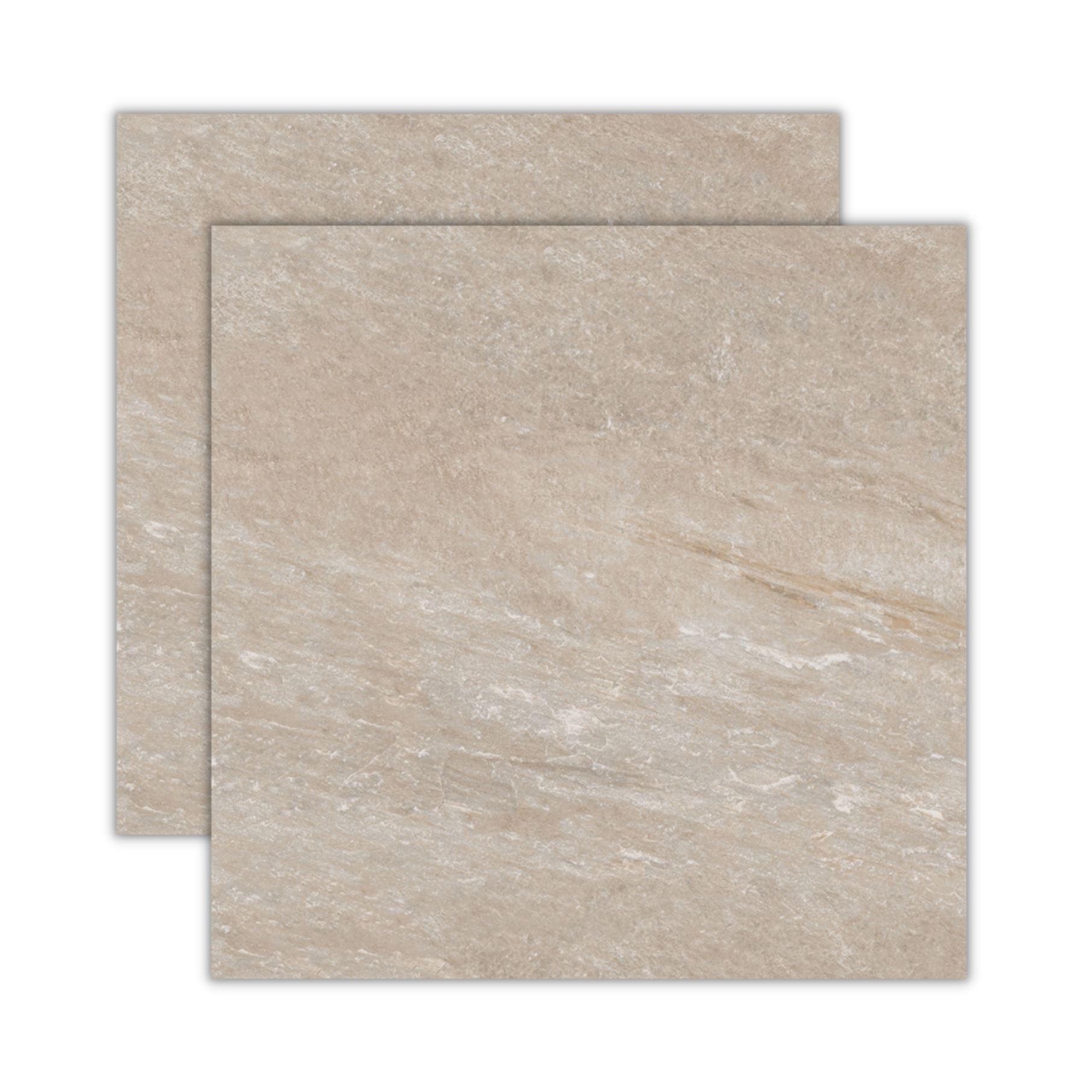 Pietra di Versale Sabbia 60x60cm<br><b>R$ 47,80 M² </b><br>Cx 2,15 M² <b>&#10132; R$ 102,77</b>
