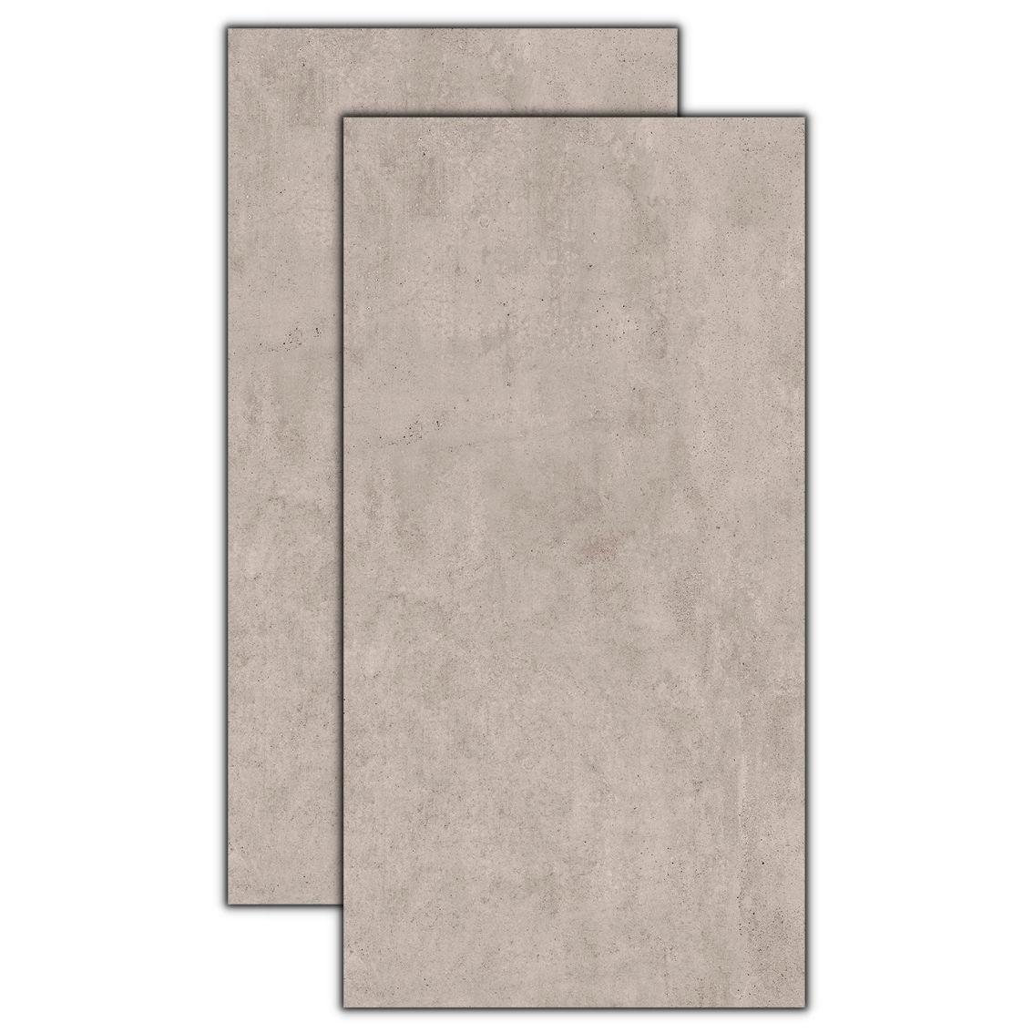 Toronto Cement In 63x120 cm <br /><b>R$ 81,90 M² </b><br />Cx 2,27 M² <b> R$ 185,91</b>