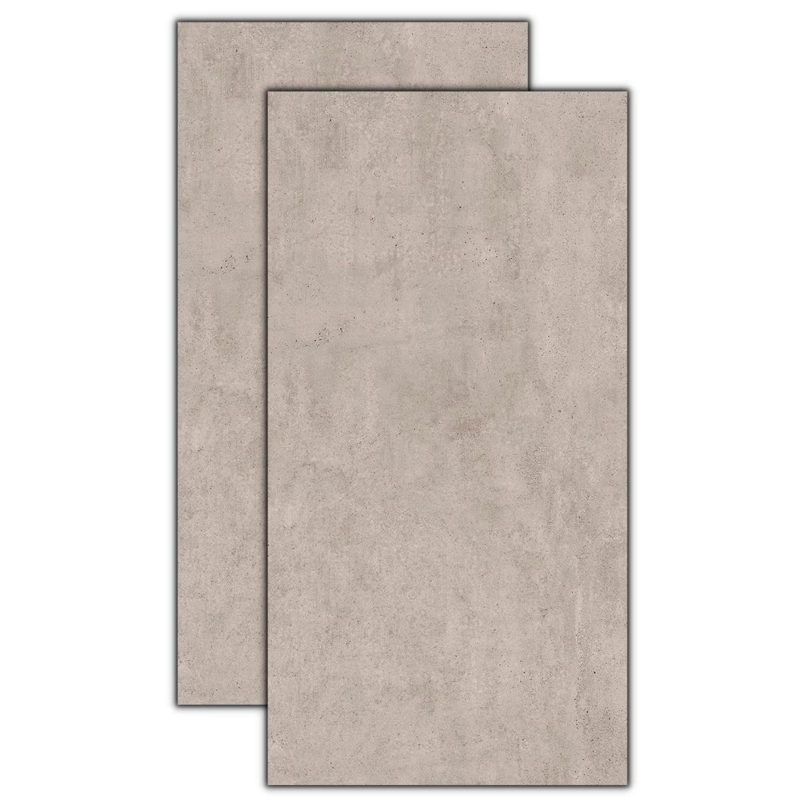 Toronto Cement Out 63x120 cm <br /><b>R$ 81,90 M² </b><br />Cx 2,27 M² <b> R$ 185,91</b>