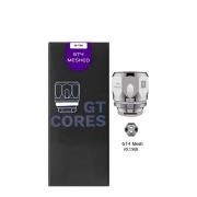 Resistência / Bobina (coil) Vaporesso GT 4 MESHED, 0.15 ohm, 50 a 75W - 1 unid.
