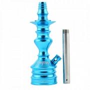 Stem (corpo de narguile) Hookah King Empire Azul Claro