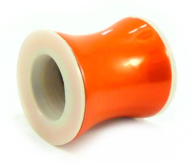 Adaptador para encaixar narguile em garrafa, em alumínio, pintura alta resistência. ADAPTADOR_GARRAFA