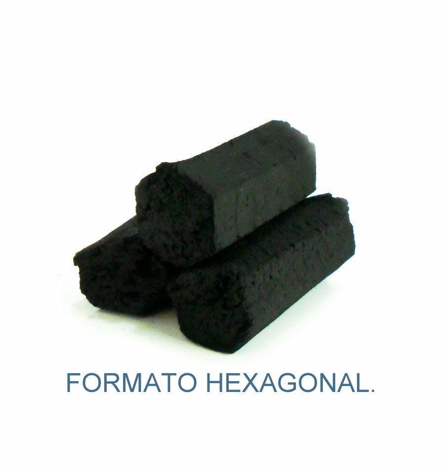Narguile 2 mangueiras e maleta 58cm BRC+Carvão coco Kimo 1kg