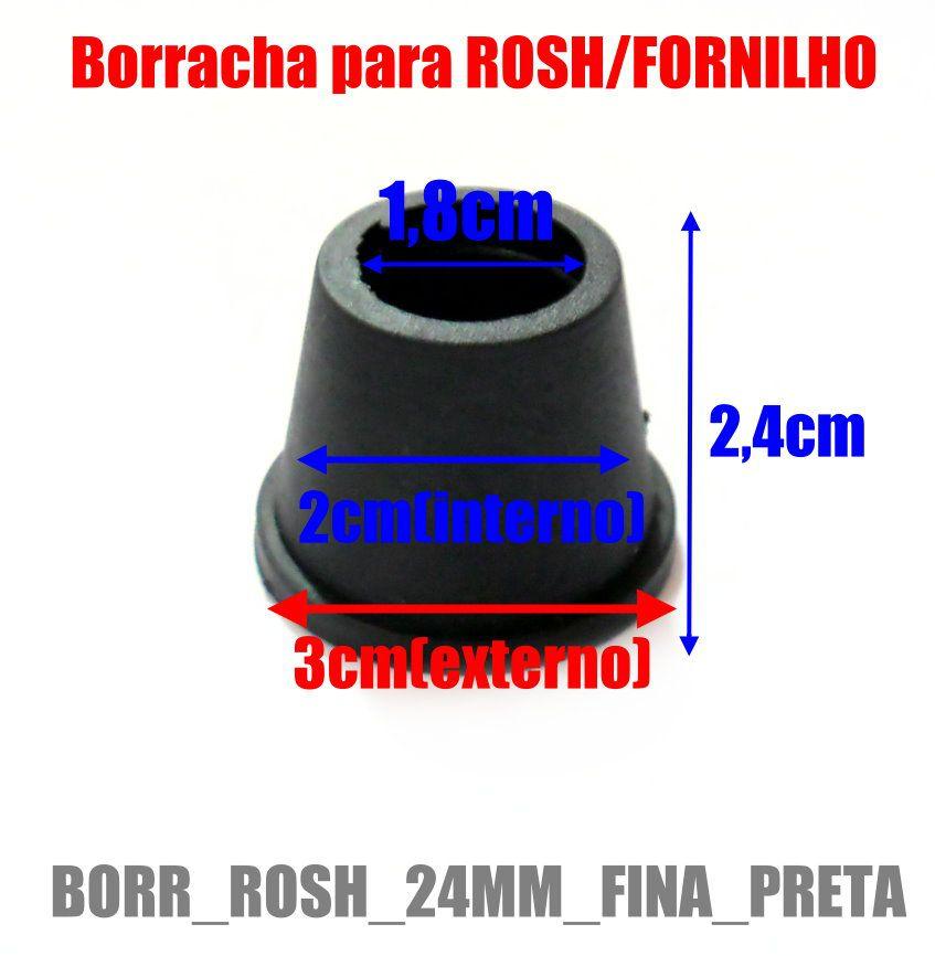 Rosh Samsaris Vitria, MD2 Azul, mangueira c/piteira,vedações