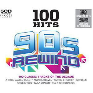 100 Hits-90s Rewind / Various - Cd  - Billbox Records