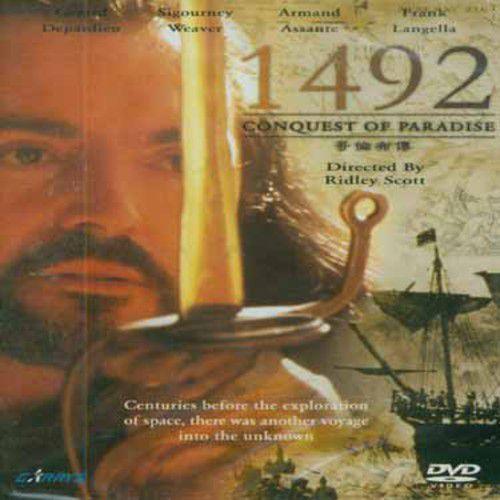 1492 Conquest Of Paradise - Dvd Importado  - Billbox Records