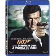 007 Contra O Homem Da Pistola De Ouro - Blu Ray Nacional