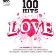 100 Hits Love - Various -  Cd Importado
