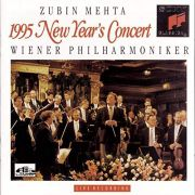 1995 New Years Concert - Zubin Mehta Wierner Philharmoiker - Cd Importado