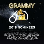 2018 Grammy Nominees - Various - Cd Importado