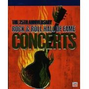 25 Th Anniversary Rock Roll Hall Of Fame - Blu Ray Duplo