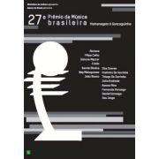 27º Premio da Musica Brasileira - Homenagem a Gonzaguinha - Dvd Nacional