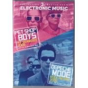 2 X ELETRONIC MUSIC - PET SHOP BOYS AT DENMARK 2009 & DEPECHE MODE ROCK AM RING 2006 - DVD NACIONAL