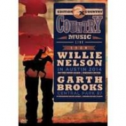 2X COUNTRY WILLIE NELSON IN AUSTIN 2014 E GARTH BROOKS CENTRAL PARK 97 - DVD NACIONAL