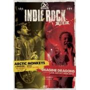 2X INDIE ROCK VOL 01 - ARCTIC MONKEYS LONDON 2013 - IMAGINE DRAGONS LIVE ARTIST DEN 2014 - DVD NACIONAL