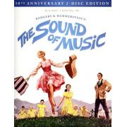 A Noviça Rebelde - Sound Of Music - 50th Anniversary - Blu ray Importado